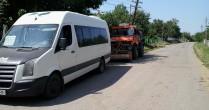 Orarul microbuzelor spre satele Comunei Vorniceni