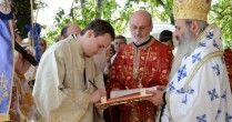 Fiu al satului hirotonisit preot la Agapia