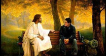 DE VORBĂ CU DUMNEZEU…
