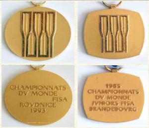 medalii mondial 1992