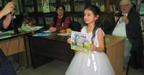 Elevii Școlii Nr. 1 premiați în cadrul unui concurs de poezie